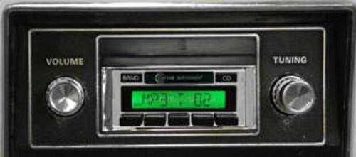 Custom AutoSound 1957-58 All Mercury USA-630 In Dash AM/FM