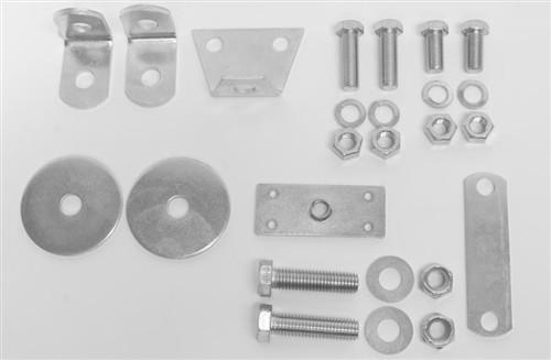 Advanced Shoulder Belt Hardware Kit 1