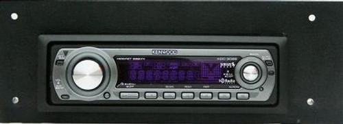 KHE Kenwood AM-FM/CD for 1968-69 Roadrunner with bluetooth