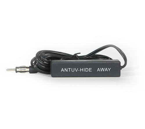 Custom AutoSound Amplified Electronic AM/FM Antenna