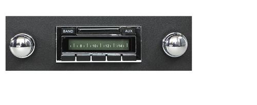 Custom AutoSound 1956-57 Mark II USA-230 In Dash AM/FM