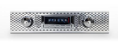 Custom Autosound USA-740 IN DASH AM/FM for Austin Healey