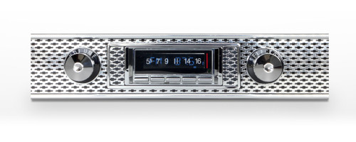 Custom Autosound USA-740 IN DASH AM/FM for Buick