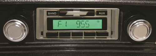Custom Autosound USA-740 IN DASH AM/FM for Corvair