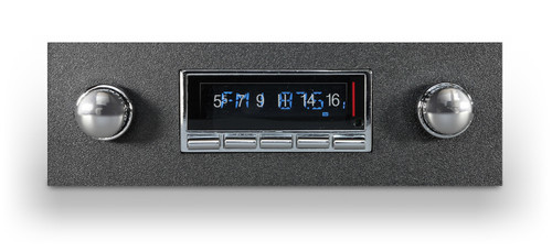 Custom Autosound USA-740 IN DASH AM/FM for Dodge