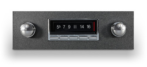 Custom Autosound USA-740 IN DASH AM/FM for El Camino