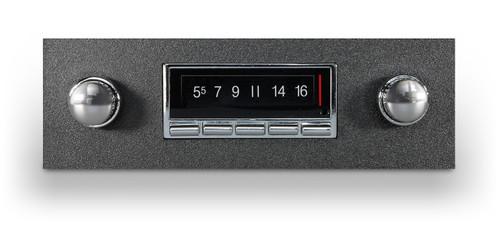 Custom Autosound USA-740 IN DASH AM/FM for Ford Bronco