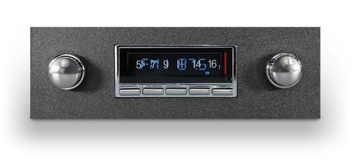 Custom Autosound USA-740 IN DASH AM/FM for Galaxie