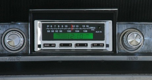 KHE-300 for a 1966-67 Buick with Bluetooth