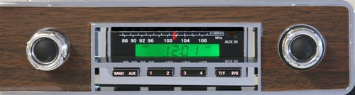 KHE-300-USB for 1968-69 Tempest with bluetooth