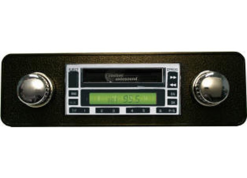 Custom AutoSound USA-630 In Dash AM/FM for MG