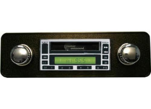 Custom AutoSound USA-630 In Dash AM/FM 93 GMC Sprint