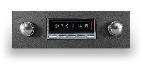 Custom Autosound USA-740 IN DASH AM/FM for GMC Sprint