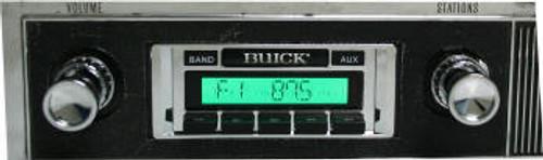 Custom AutoSound 1957-58 Buick Century USA-230