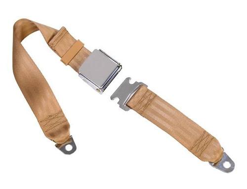 1958-1971 Austin Healey Sprite, Lift Latch Buckle, Lap Seat Belt