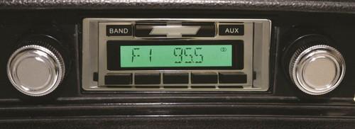 Custom AutoSound USA-230 Corvair In Dash AM/FM 2