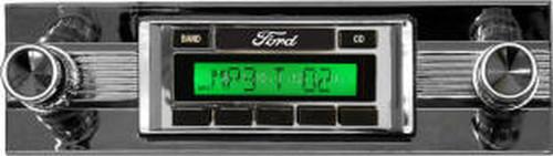 Custom AutoSound USA-630 for a Ford Falcon