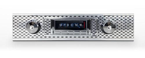 Custom AutoSound 1966-67 Chevelle USA-740 In Dash AM/FM