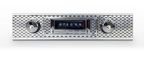Custom AutoSound 1960-62 Galaxie USA-740 In Dash AM/FM
