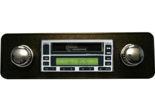 Custom AutoSound USA-630 for a GMC Motorhome In Dash AM/FM 93