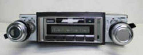 Custom AutoSound 1967-68 Impala USA-630 In Dash AM/FM