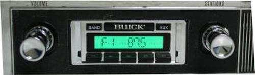 Custom AutoSound USA-630 for a Invicta In Dash AM/FM 93