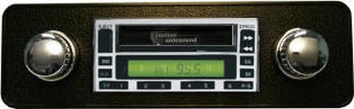Custom AutoSound USA-630 for a Jaguar In Dash AM/FM 93
