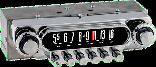 1949-52 Ford Truck AM/FM Bluetooth® Radio