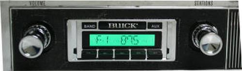 Custom AutoSound USA-230 for a Buick LeSabre