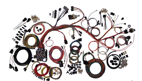 American Autowire 1961-64 Chevy Impala Classic Update Complete Wiring Harness
