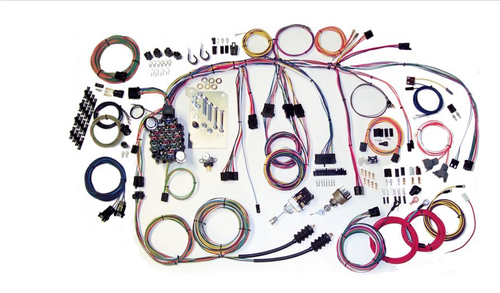American Autowire 1960-66 Chevy Truck Classic Update Complete Wiring Harness