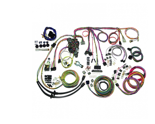 American Autowire 1957 Chevy Bel Air Classic Update Complete Wiring Harness