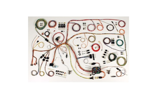 American Autowire 1965 Ford Falcon Classic Update Complete Wiring Harness