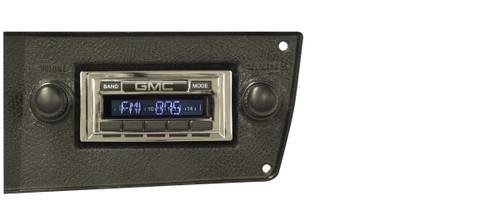 Custom AutoSound USA-630 for a Mercury In Dash AM/FM 93
