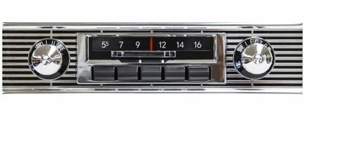 1969-77 Camaro Custom Autosound Chevy Slidebar