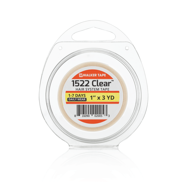 """Clear Tape Roll 1"""" x 3 yards"""