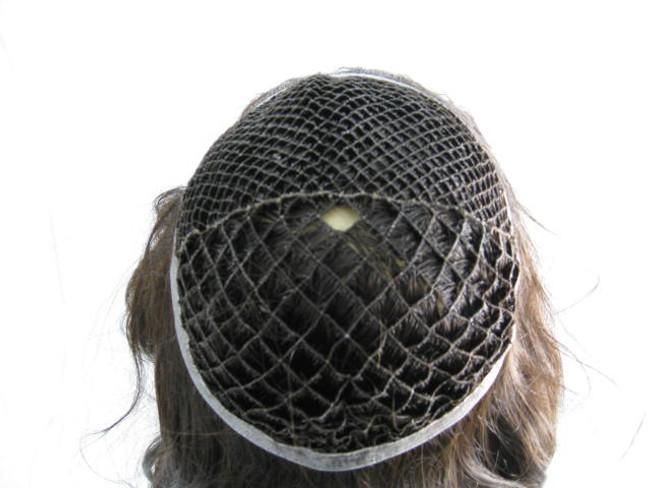 Women's Integration Full Head Wig Custom