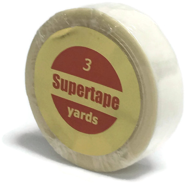 "True Tape Super Tape Bonding Tape Roll 1/2"" x 3 yards"