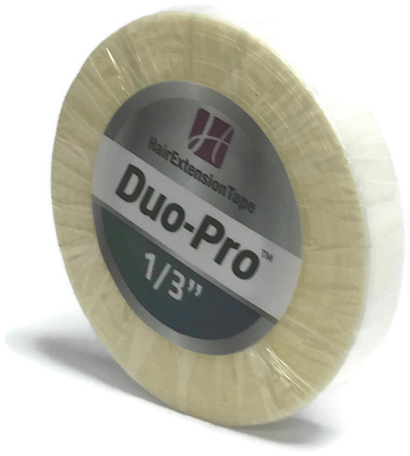 "Beautify Duo-Pro Extension Tape Roll 1/3"" x 6 yards"