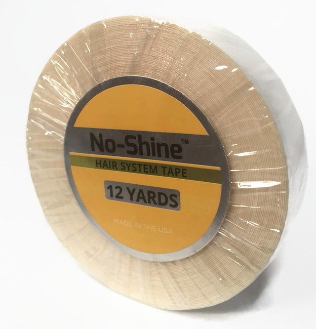 "Walker No Shine Bonding Tape Roll 3/4"" x 12 yards"
