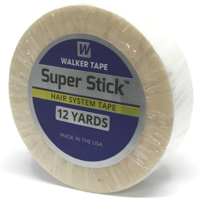 "Super Stick Tape Roll 3/4"" x 12 yards"