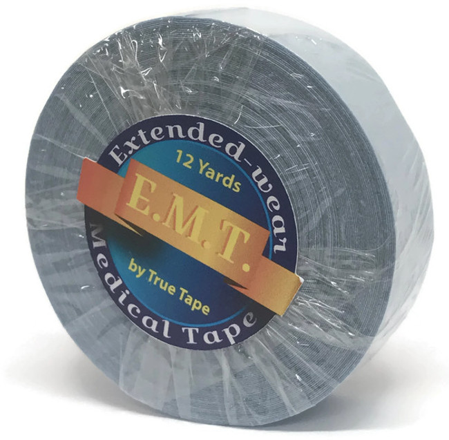 "True Tape EMT Extended Medical Tape 3/4"" x 12 yards"