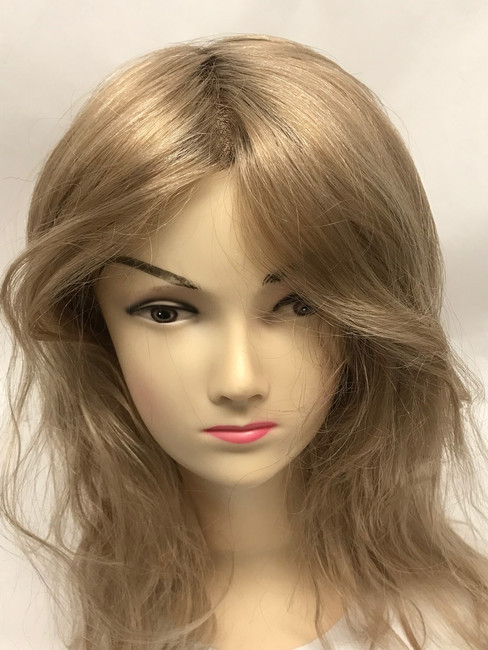 Fine Mono with Lace Front