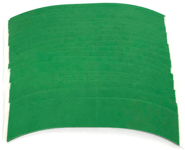 "5"" Superwide Easy Green Hairpiece Tape Contour C"