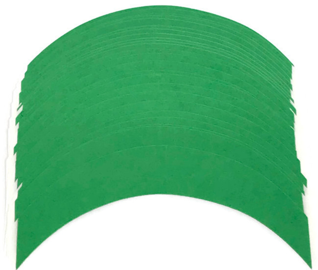 "5"" Superwide Easy Green Hairpiece Tape Contour CC"