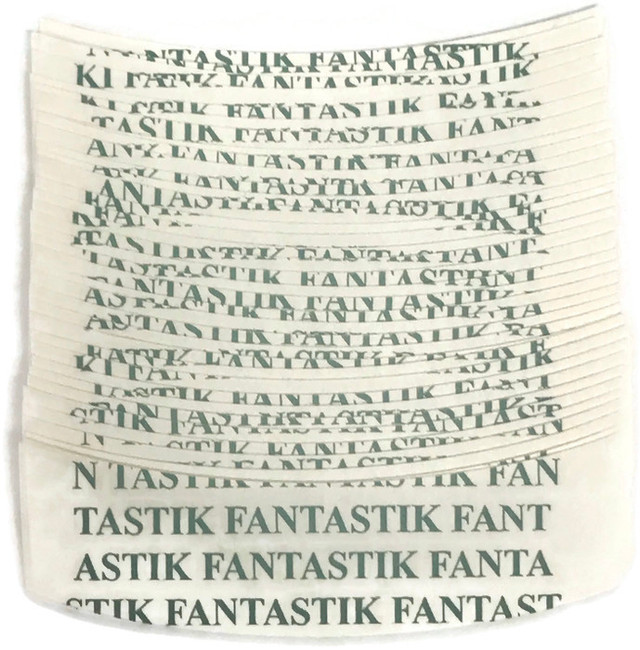 Fantastik Hairpiece Tape Contour C