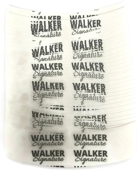 Walker Signature Hair System Tape Mini Tabs