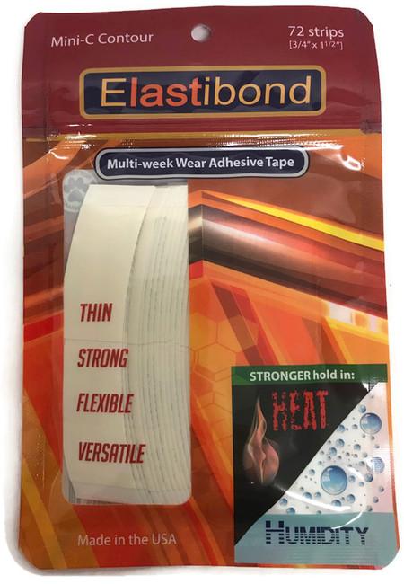 True Tape ElastiBond Contour Mini C Tabs