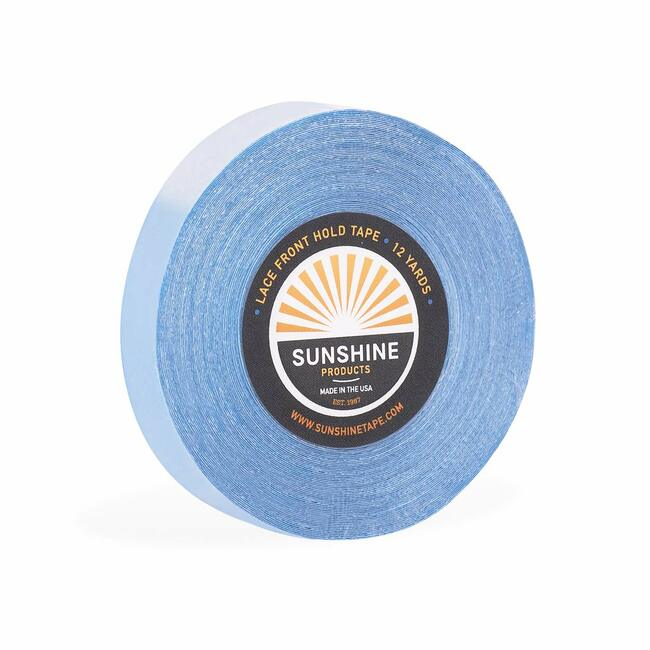 Sunshine Lace Front Tape Roll 1x12