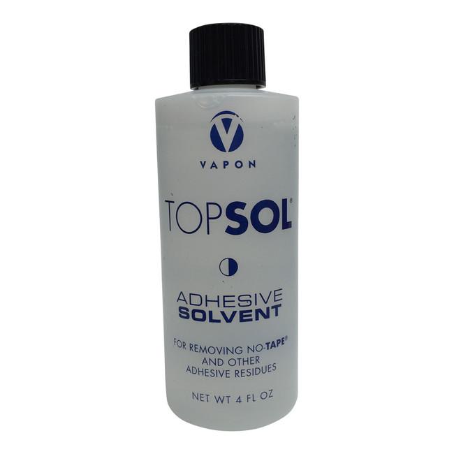 Vapon Topsol Adhesive Solvent 4 oz